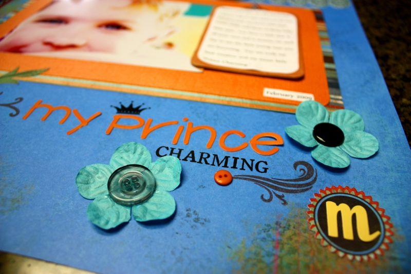 Prince Charming closeup