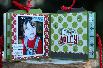 Holiday Mini Book page 3