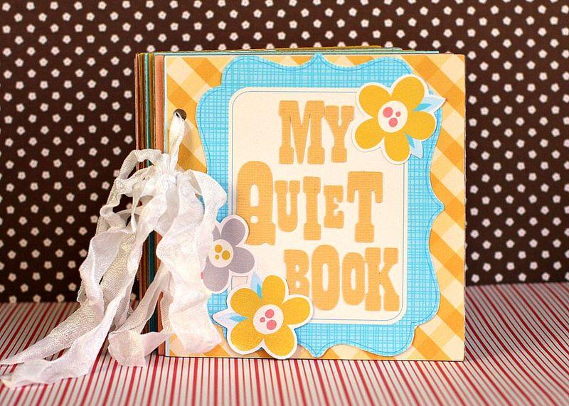 My Quiet Book Cover 2