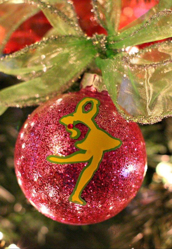 Skater Ornament