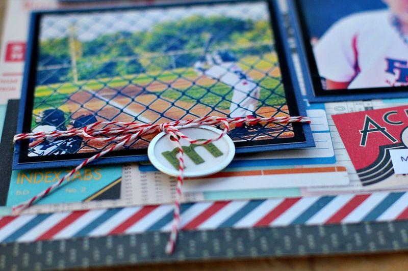 Playball closeup